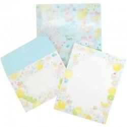 Cinnamoroll x Miki Takei Fresh Citrus Letter Set