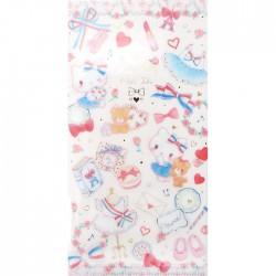 Porta-Bilhetes Hello Kitty x Miki Takei Paris & Ribbon