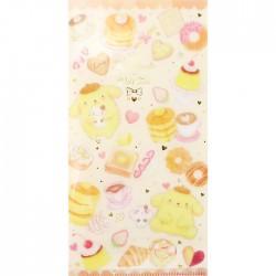 Pompom Purin x Miki Takei Fluffy Souffle Ticket File