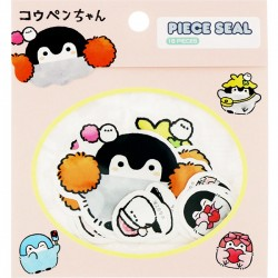 Saco Stickers Koupen-Chan Heartful