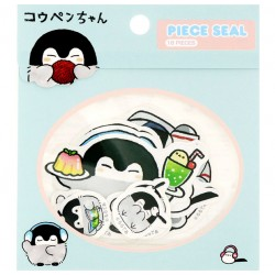 Saco Stickers Koupen-Chan Enjoy Every Day