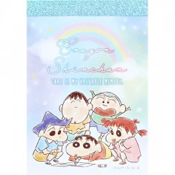Crayon Shin-Chan Valuable Memory Mini Memo Pad