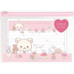 Korilakkuma & Tiny Bunnies Case Letter Set