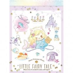 Mini Bloc Notas Little Fairy Tale Princess Room Ariel