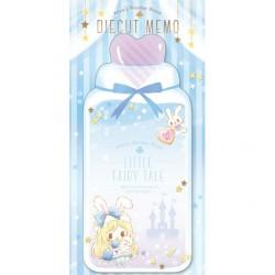 Bloco Notas Die-Cut Little Fairy Tale Princess Room Alice
