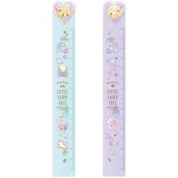 Little Fairy Tale Princess Room Heart Ruler