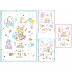 Cuaderno Little Fairy Tale Princess Room