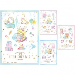 Little Fairy Tale Princess Room Notebook