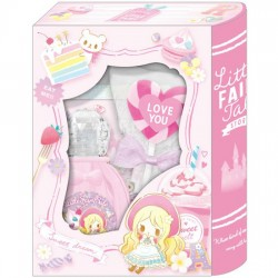 Set Papelaria Little Fairy Tale Story Red Riding Hood