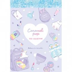 Mini Bloc Notas Caramel Pop Fav Collection