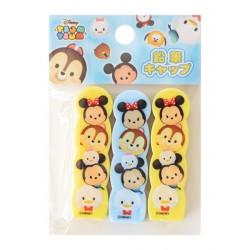 Tsum Tsum Pencil Caps