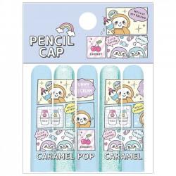 Caramel Pop Sweets Times Pencil Caps