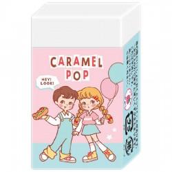 Caramel Pop Retro Eraser