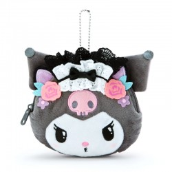 Kuromi Tsundere Cafe Double Face Pouch