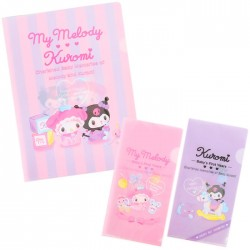 My Melody & Kuromi Baby Years File Folders Set
