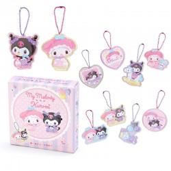 My Melody & Kuromi Baby Years Charm Blind Box
