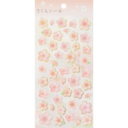 Blooming Sakuras Stickers
