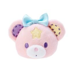 Little Twin Stars 45th Anniversary Pink Bear Brooch