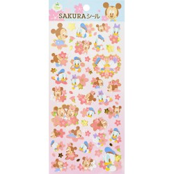 Sakura Disney Babies Stickers