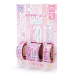 Set Washi Tapes Thank You Hello Kitty