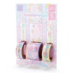 Thank You Little Twin Stars Washi Tapes Set
