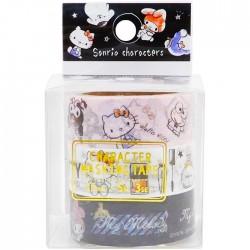 Sanrio Characters Namae Washi Tapes Set