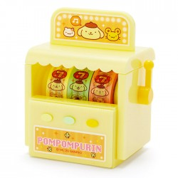 Slot Machine Pompom Purin Washi Tapes Set