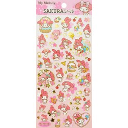 Sakura My Melody Stickers