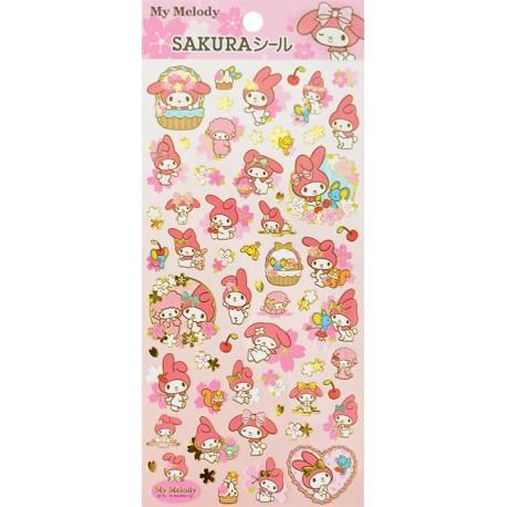 Stickers Sakura My Melody