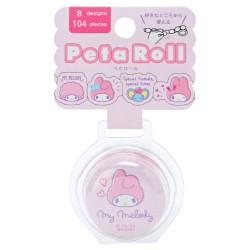 Peta Roll My Melody Peel-Off Washi Tape
