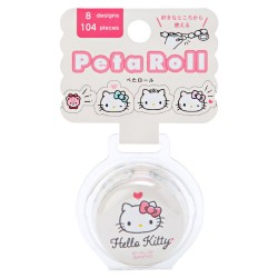 Washi Tape Peel-Off Peta Roll Hello Kitty