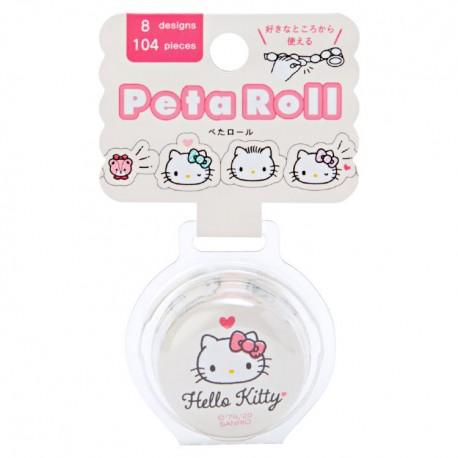 Peta Roll Hello Kitty Peel-Off Washi Tape