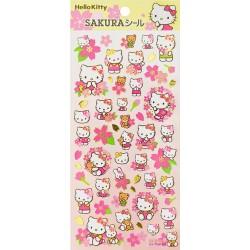 Pegatinas Sakura Hello Kitty