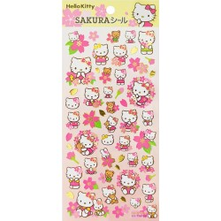 Sakura Hello Kitty Stickers