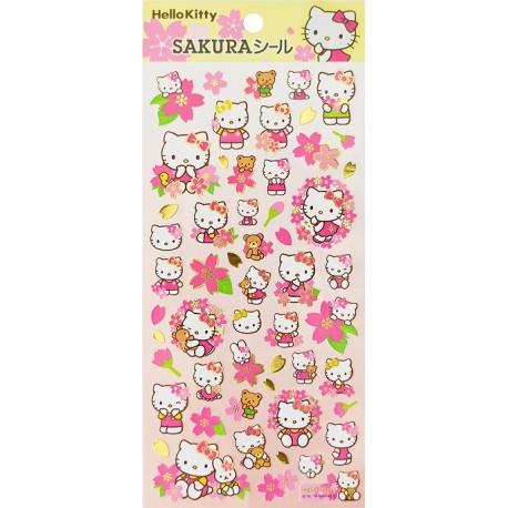 Sakura Hello Kitty Stickers