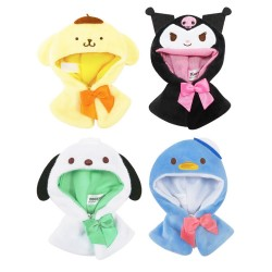 Sanrio Characters Petit Poncho 2 Gashapon