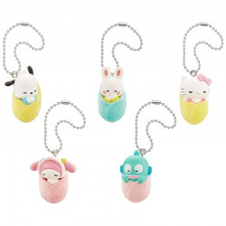 Colgante Sanrio Characters Okurumi Baby Gashapon