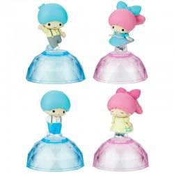 Mini Figura Little Twin Stars Let's Dance Gashapon