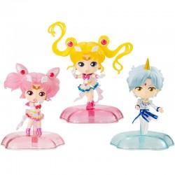 Mini Figura Sailor Moon Eternal Twinkle Statue Gashapon