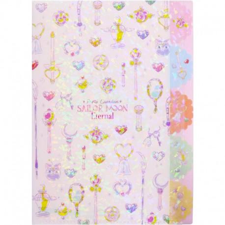 Sailor Moon Eternal Magical Items Index File Folder