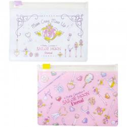 Sailor Moon Eternal Magical Items Zippered Cases Set