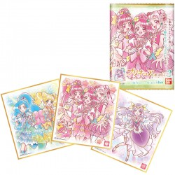 PreCure Series Shikishi Art 3