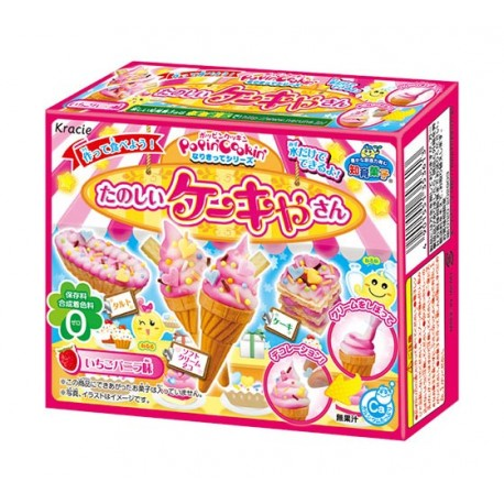 Popin' Cookin' DIY Kit Wafer Ice Cream