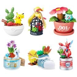 Pokémon Pocket Botanical Re-Ment Blind Box