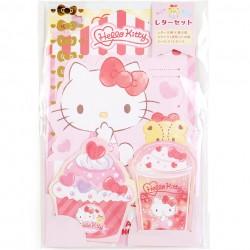 Set Cartas Hello Kitty Parlor