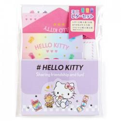 Mini Set Cartas Volume Hello Kitty