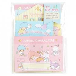 Sanrio Characters Volume Mini Letter Set