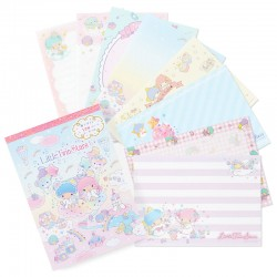 Bloco Notas Little Twin Stars Beary Cute