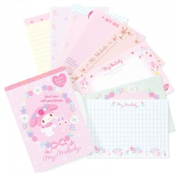 Bloco Notas My Melody Good Friends