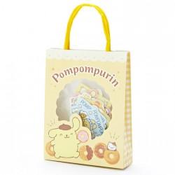 Saco Stickers Shopping Bag Pompom Purin